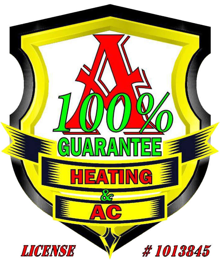 A 100% Guarantee Heating and AC