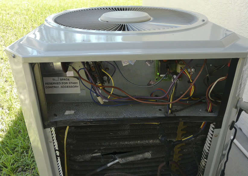 hvac parts and system