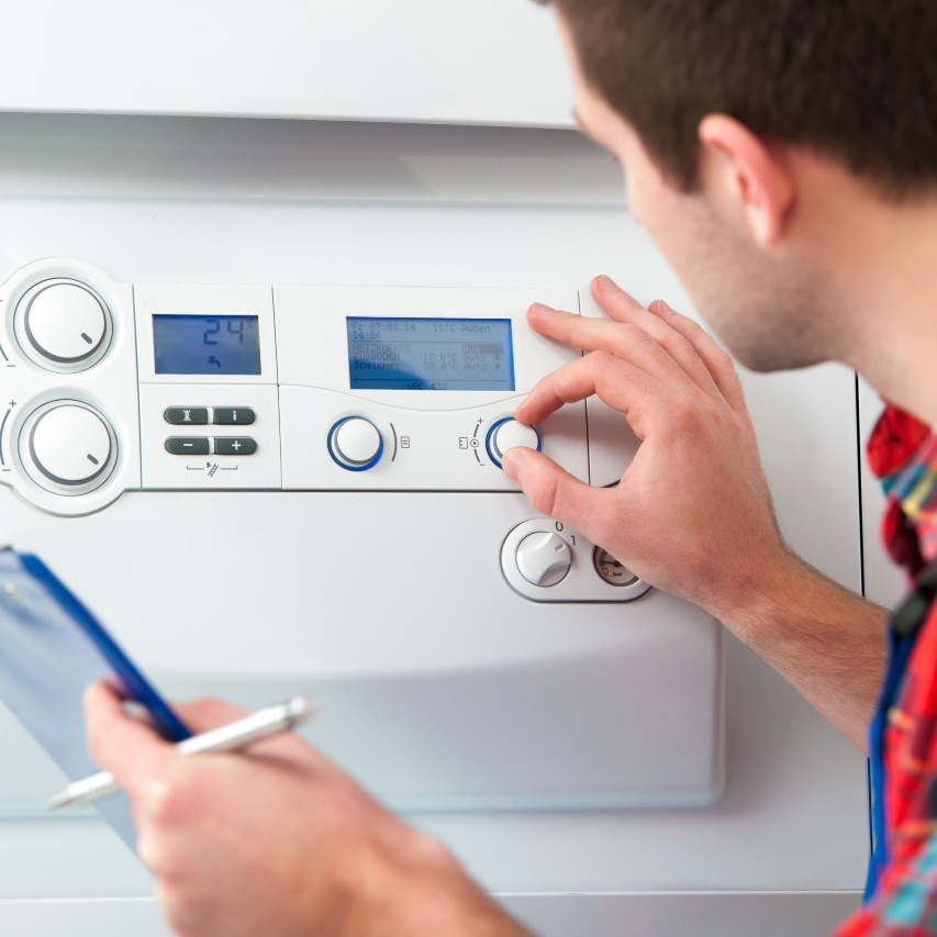 Let us help with your HVAC services