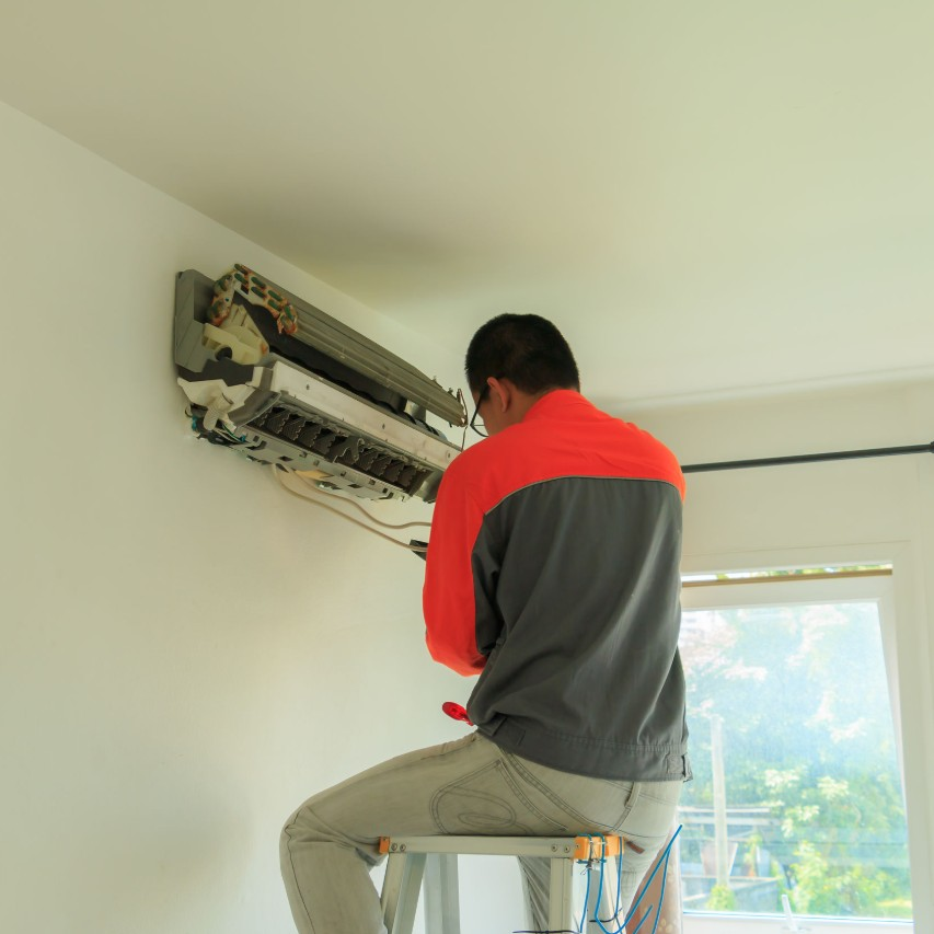 our technicians can fix your air conditioner