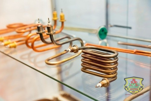 Heat Exchanger Parts Lying on a Shelf
