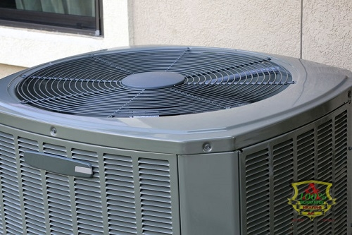 A New HVAC System Installed by a Professional