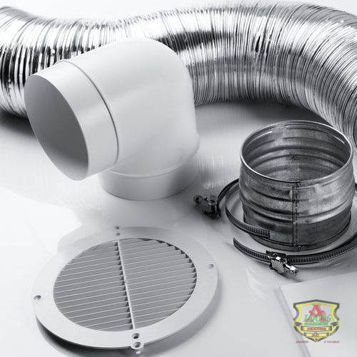Parts for Ductwork Installation