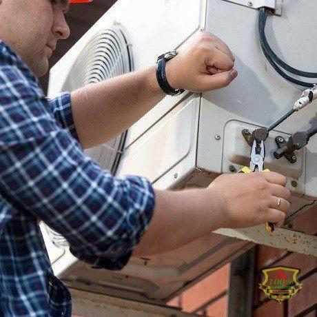 Installing an Outdoor Compressor